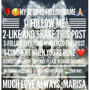Other - ✅FOLLOW GAME RESHARE🙈 HAPPY HUMP DAY❤️🙏🏼💋